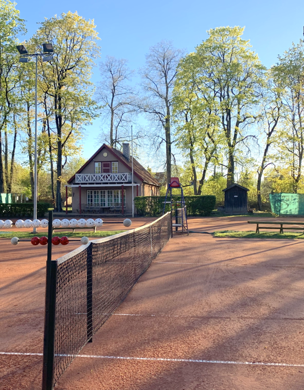 Rahvaaia Tenniseväljakud 4